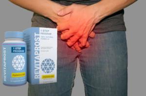 Revitaprost cápsulas, ingredientes, cómo tomarlo, como funciona, efectos secundarios